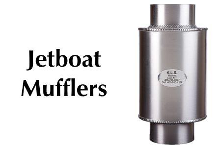 Jetboat Muffler