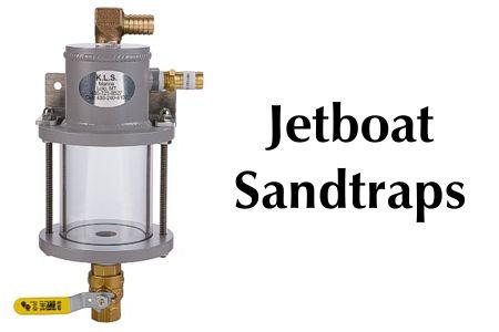 Jetboat Sandtrap